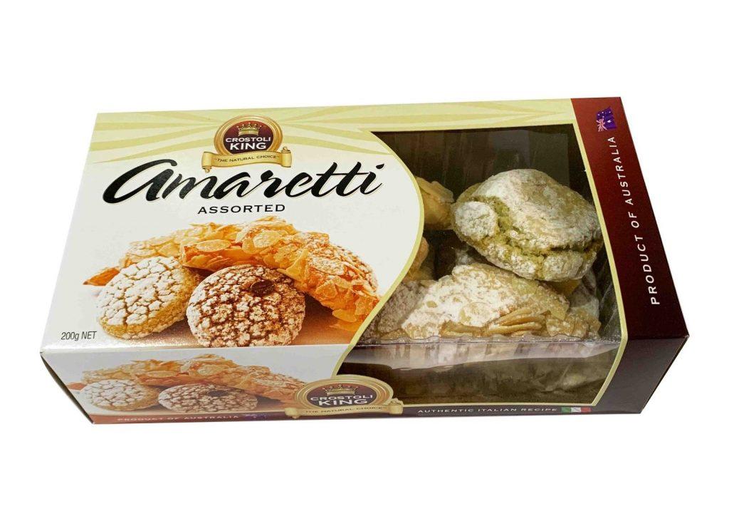 Assorted Amaretti 200g