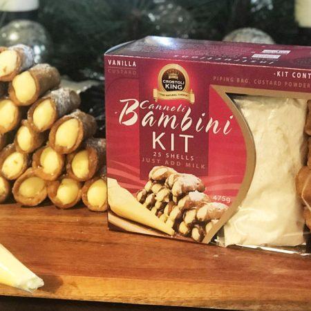 Cannoli Bambini Kit