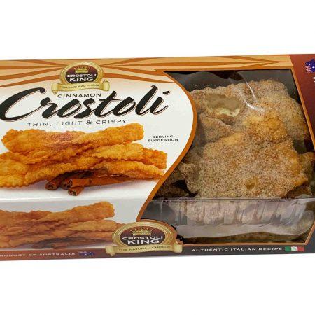 Cinnamon Crostoli 60g