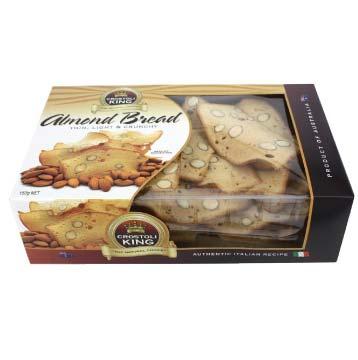 Almond Bread 150g