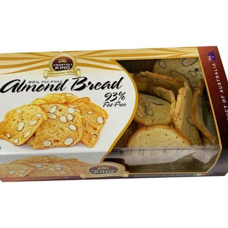 93% Fat Free Almond Bread 100g
