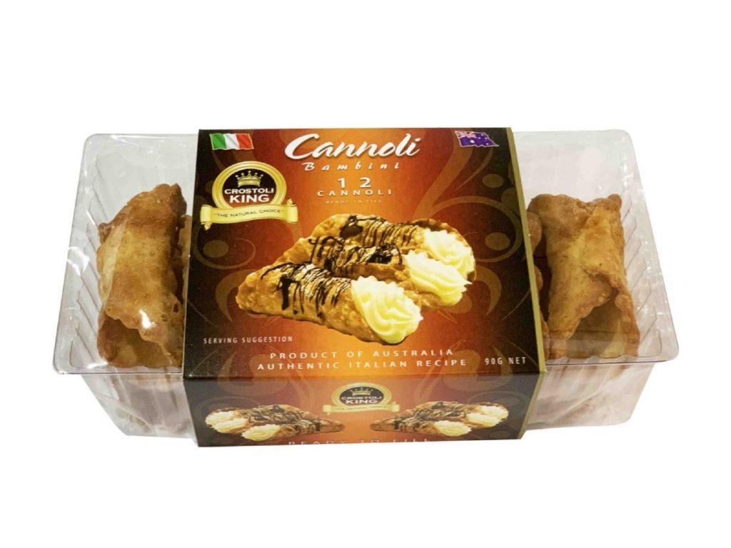 Cannoli Bambini 12 pieces 90g