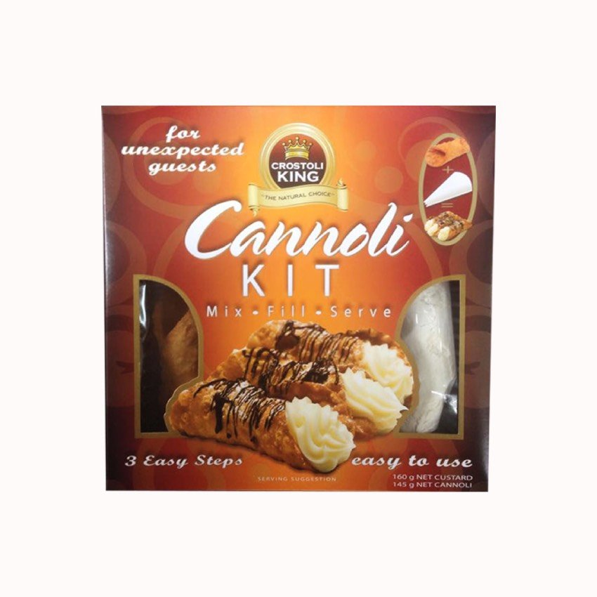 Cannoli Kit 305g