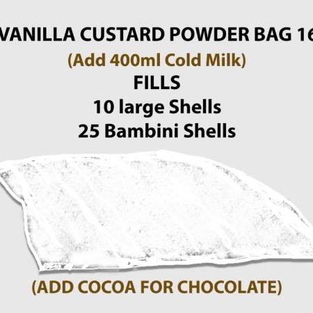 Vanilla Custard Powder 160g