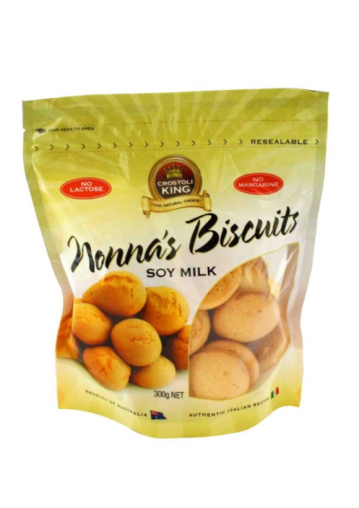 Nonna Biscuits Soy 300g